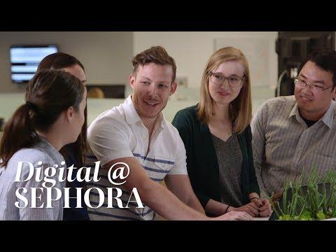Digital @ Sephora 📱💻💄