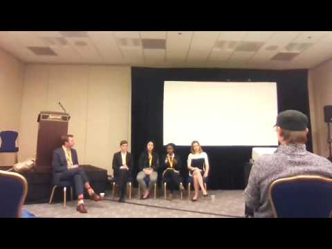 ISFLC17 | Young Voices Panel - Livestream