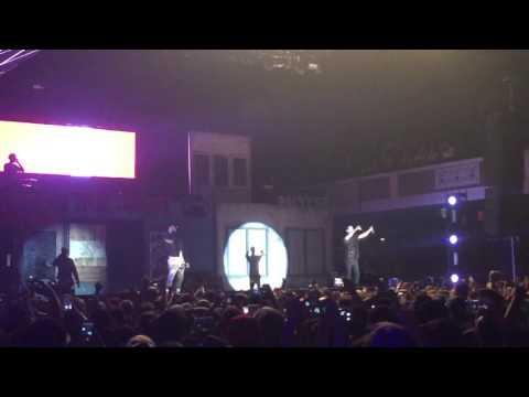 Who Do You Love - YG & G-Eazy Live @ Shrine Auditorium