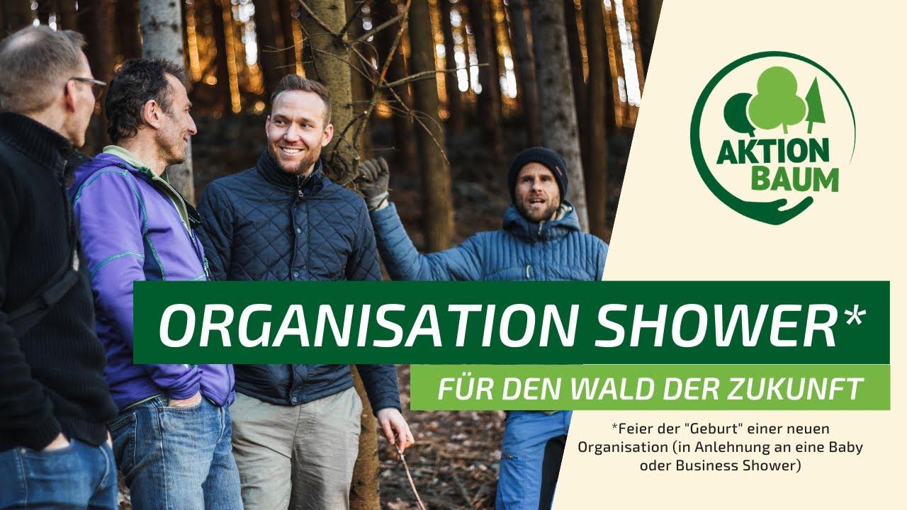 Ein Business Shower für unser Non-Profit - der erste in Deutschland?