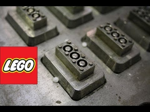 LEGO (Injection moulded plastic)