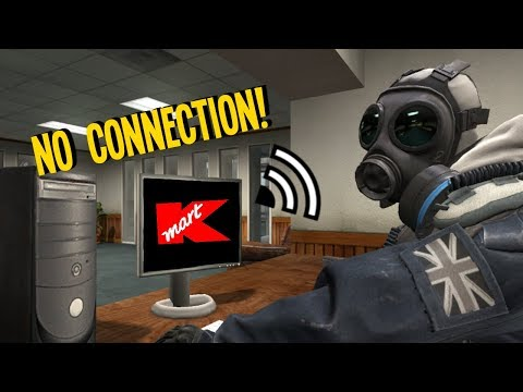 'K-Mart Connection' | CS:GO Funny Moments