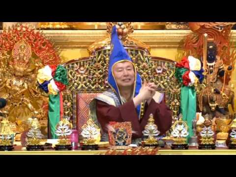 07/30/2017 Dhamra Talk by Grand-Master Lu - Sacramento True Buddha Temple