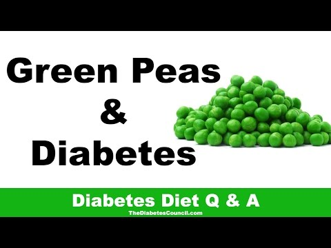 Are Green Peas Good For Diabetes?