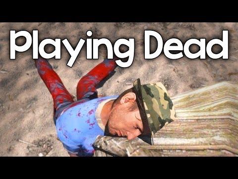 PLAYING DEAD! Arma 3 Wasteland Trolling Ep #6