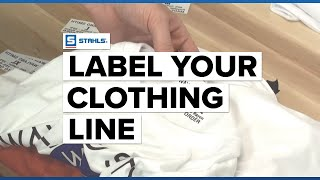 Private Labeling Your Clothing Line