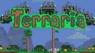 Terraria 1.3.4 - A Crim Fate - Full Adventure Map!
