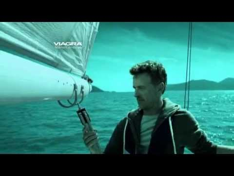 Viagra sailing commercial