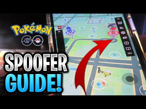 How To Play Pokemon GO Without Moving/Walking 🔥 Pokemon GO GPS/Spoofer Hack IOS & Android