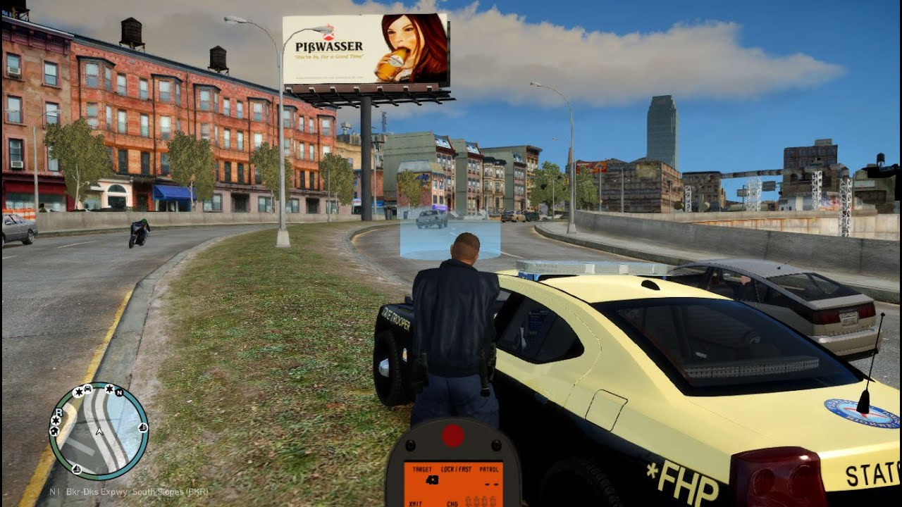 Pics photos grand theft auto iv the law breaking spree continues - Grand Theft Auto Iv Lcpdfr 1 1 Episode 1 Florida Highway Patrol