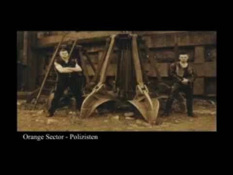 Orange Sector -  Polizisten