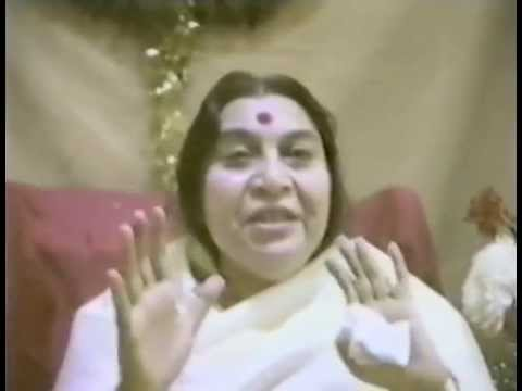 Shree Mataji - Powers of Lakshmi (London, England, 1981)