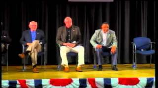 Voices of the Game - Baseball Hall of Fame Roundtable Part 1/4