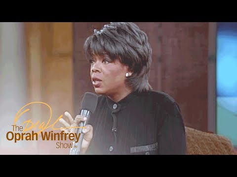 Oprah's Amazing Response in Support of Gay Rights | The Oprah Winfrey Show | Oprah Winfrey Network