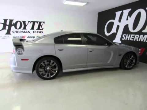 2014 dodge charger srt8 superbee silver srt used car for sale denton tx youtube. Black Bedroom Furniture Sets. Home Design Ideas