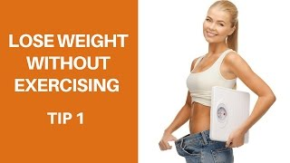 Epi. #213: Lose Weight without Exercising [Tricks & Tips] Trainer Marcelo
