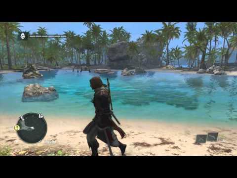 AC4: Pinos Treasure map, dig at Cayman Sound