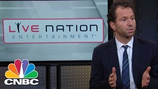 Live Nation CEO Michael Rapino: The Changing Face Of Music | Mad Money | CNBC