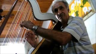 Musicas Natalinas em harpa paraguaia