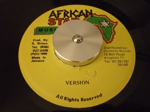 WORDS OF MY MOUTH RIDDIM - AFRICAN STAR