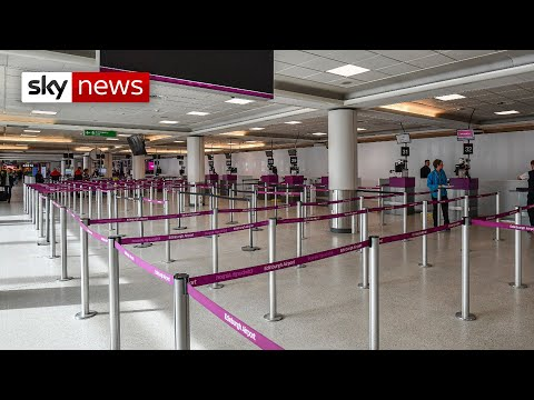 Coronavirus: Britons Told Not To Travel Abroad