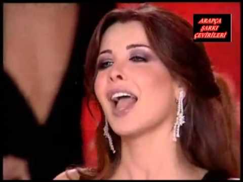 Nancy Ajram Ana Menno Türkçe Altyazılı Turkish Sub.