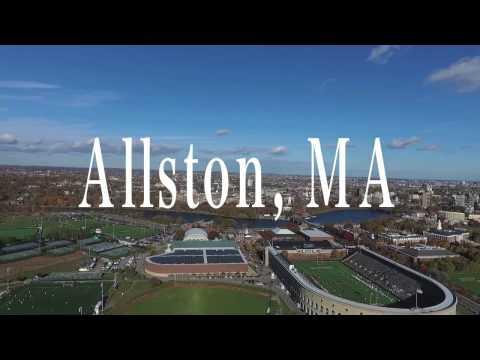 Lafraga Drone 2016 Allston Mass Boston