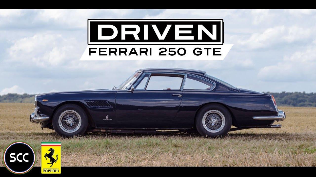 Ferrari 250 Gte Gt E 2 2 1961 2397 Test Drive In Top Gear V12 Engine Sound Scc Tv Youtube