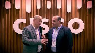 Gambar cover Dicker Data talks Cisco at TechX 2017