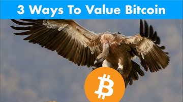 """Is it possible to calculate a """"FAIR VALUE"""" for Bitcoin? (3 methods explored)"""