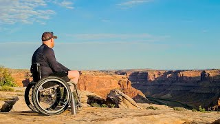 Can you make a wildlife series from a wheelchair? | BBC Earth