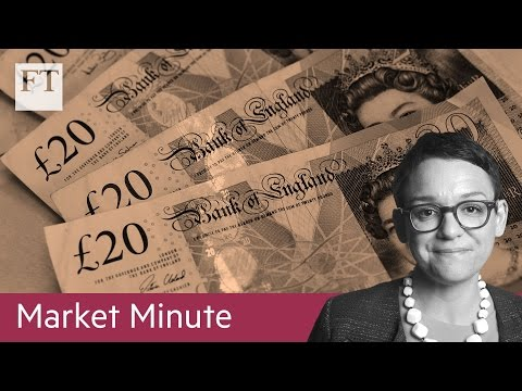 Sterling sinks while dollar rises | Market Minute