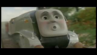 cartoons animes and  video games universe sing Thomas the dank engine theme with literally every