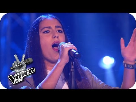 Sam Smith - Writings On The Wall (Melisa) | The Voice Kids 2016 | Blind Auditions | SAT.1
