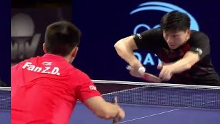 2017 Qatar Open (Ms-Final) MA Long Vs FA...