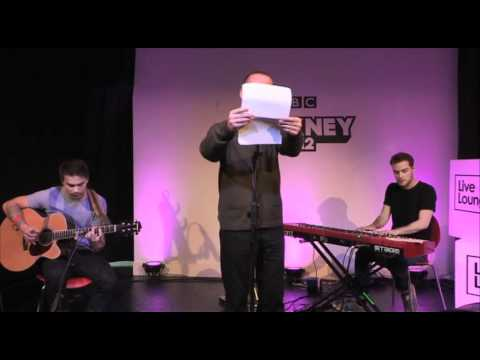 Maverick Sabre - Beautiful Girl/Stand By Me in the Live Lounge