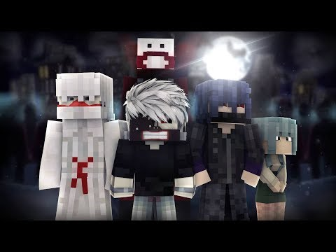Minecraft TOKYO GHOUL X - Familia Ghoul #12 ‹ Sky ›