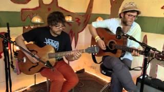Fruit Bats - When U Love Somebody (Live @Pickathon 2011)