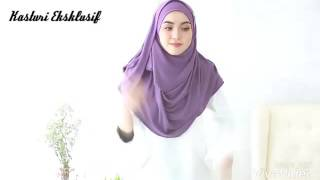 KHAIRA 2 LOOP INSTANT SHAWL by KASTURI EKSKLUSIF(