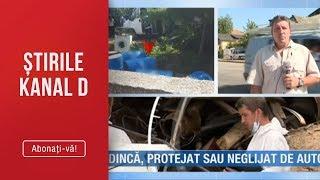 Stirile Kanal D(12.08)-Ar putea exista o a treia victima! Dinca, protejat sau neglijat de ...