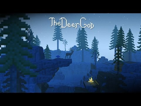 Official The Deer God - A Game of Reincarnation Kickstarter Trailer