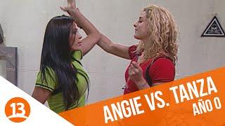 Año 0 | Angie versus Tanza