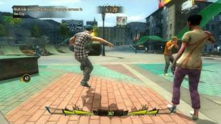 Shaun White Skateboarding Gameplay - GeForce 9500GT 1GB (Maximum Settings)*