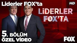 Terör sorunu tartışarak değil silahla çözülür! Liderler FOX'ta 5. Bölüm | Doğu Perinçek