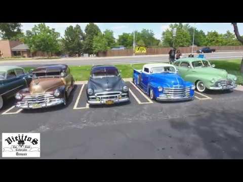 Viejitos St Annual Car Show Denver Chapter YouTube - Classic car show denver