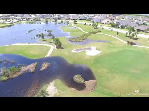 The Villages - Irma Flooding of Golf Courses