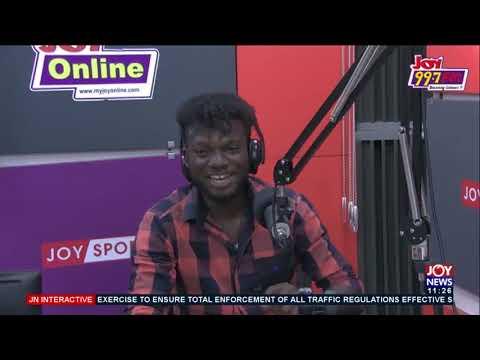 Tech Talk: Podcasting in Ghana - JoyNews Interactive (1-9-21)