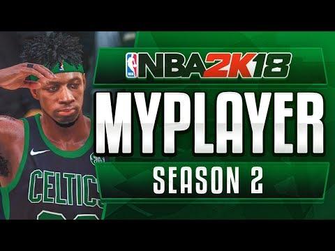 #41 'TRIPLE DOUBLE BOUND?!?!' TBJZLPlays NBA 2K18 MyCareer