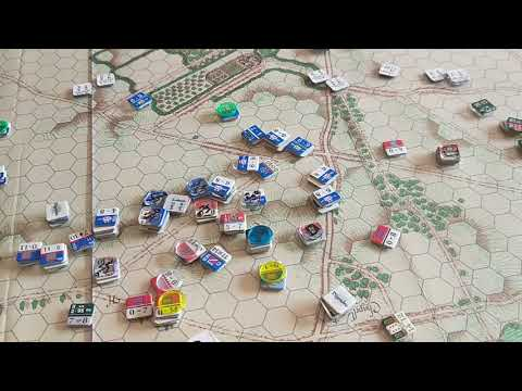 Waterloo - 8:00pm -The Army of the Low Countries begins to disintegrate.