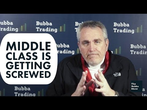 Middle Class Gets Screwed AGAIN!